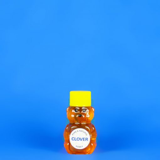 Clover Honey 2 oz Bear