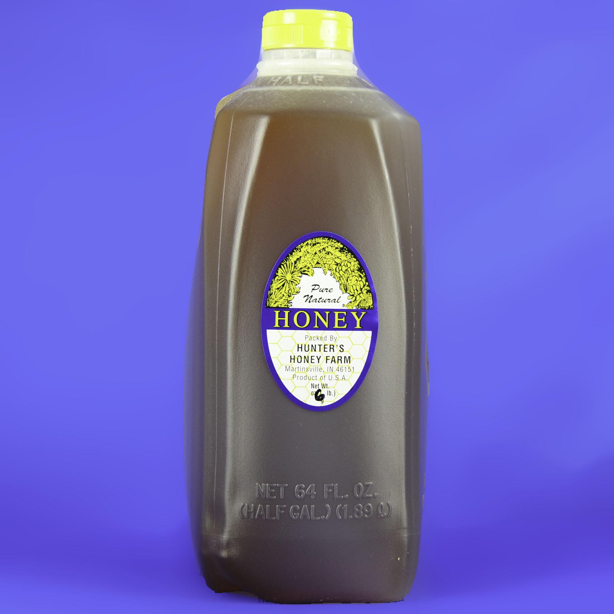 Clover Honey 6 lb (Half Gallon) Jug