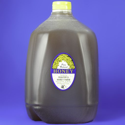Clover Honey 12 lb (1 Gallon) Jug