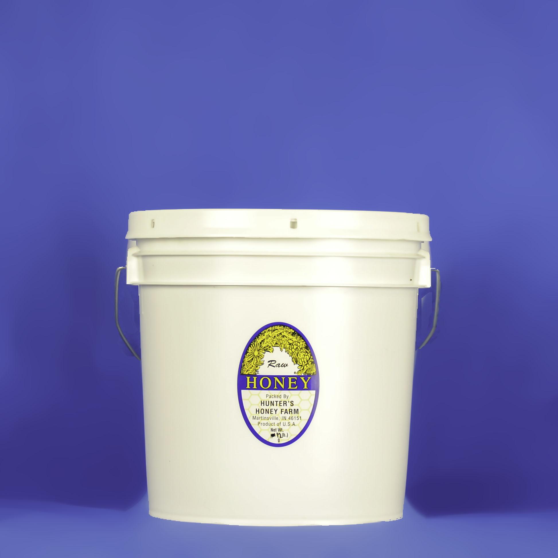 Raw Honey 12 lb Bucket