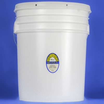 Wildflower Honey 60 lb Bucket