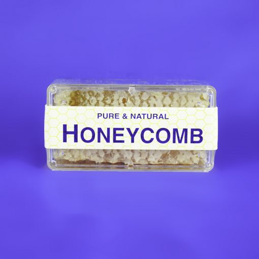 "Honeycomb, 4""x2"""