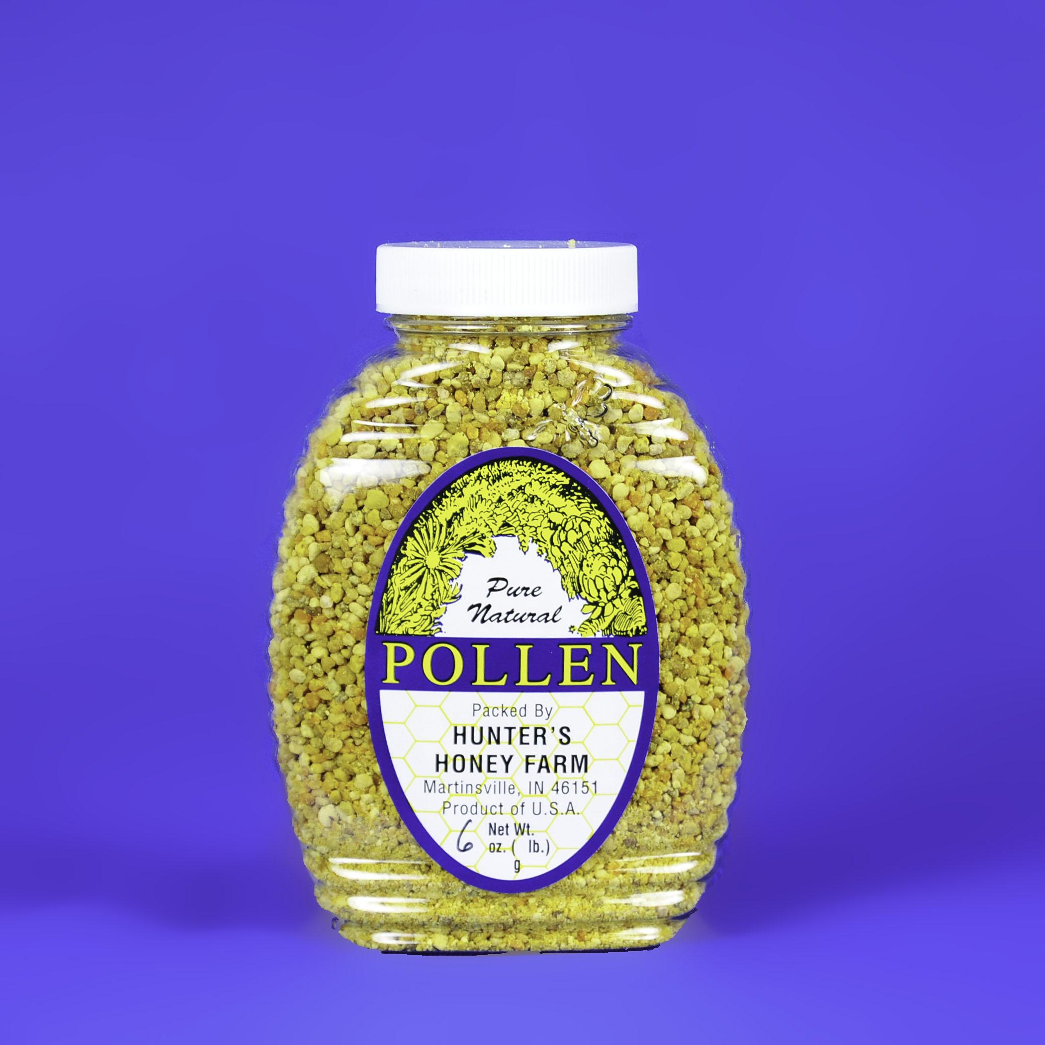 Bee Pollen, 6 oz Bottle
