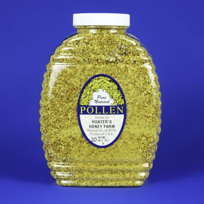 Bee Pollen 20 oz Bottle
