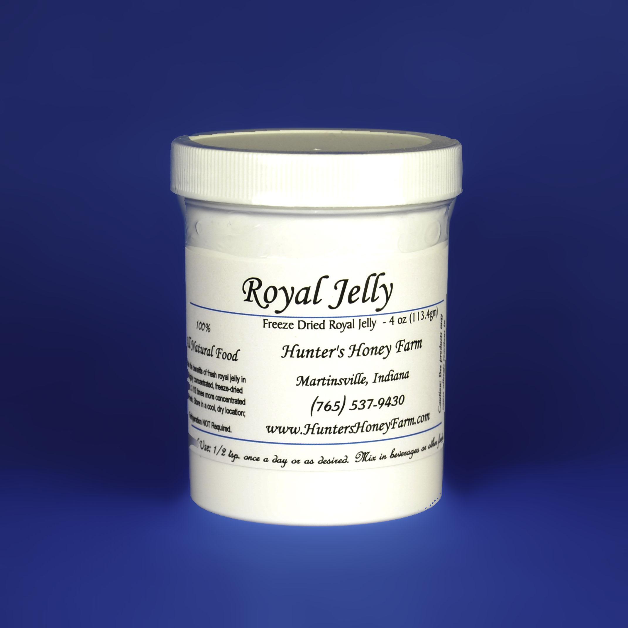Royal Jelly Powder, 4 oz