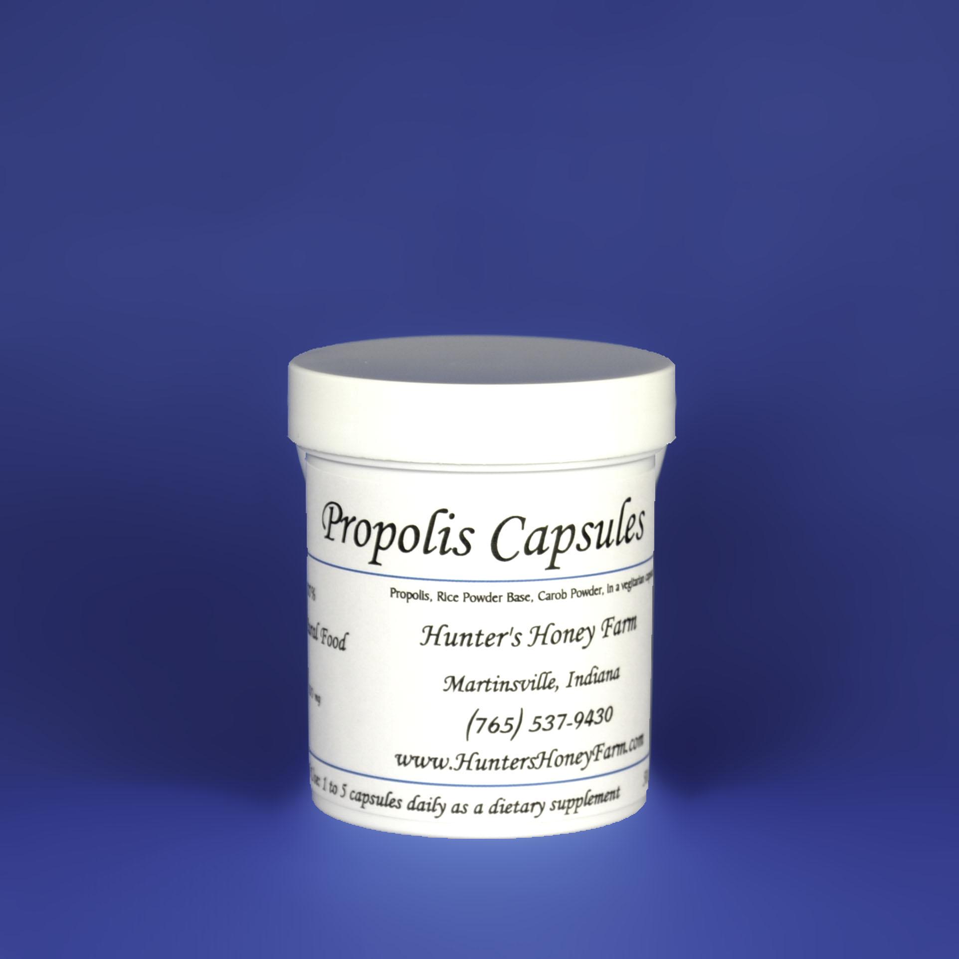 Propolis Capsules 50 ct.