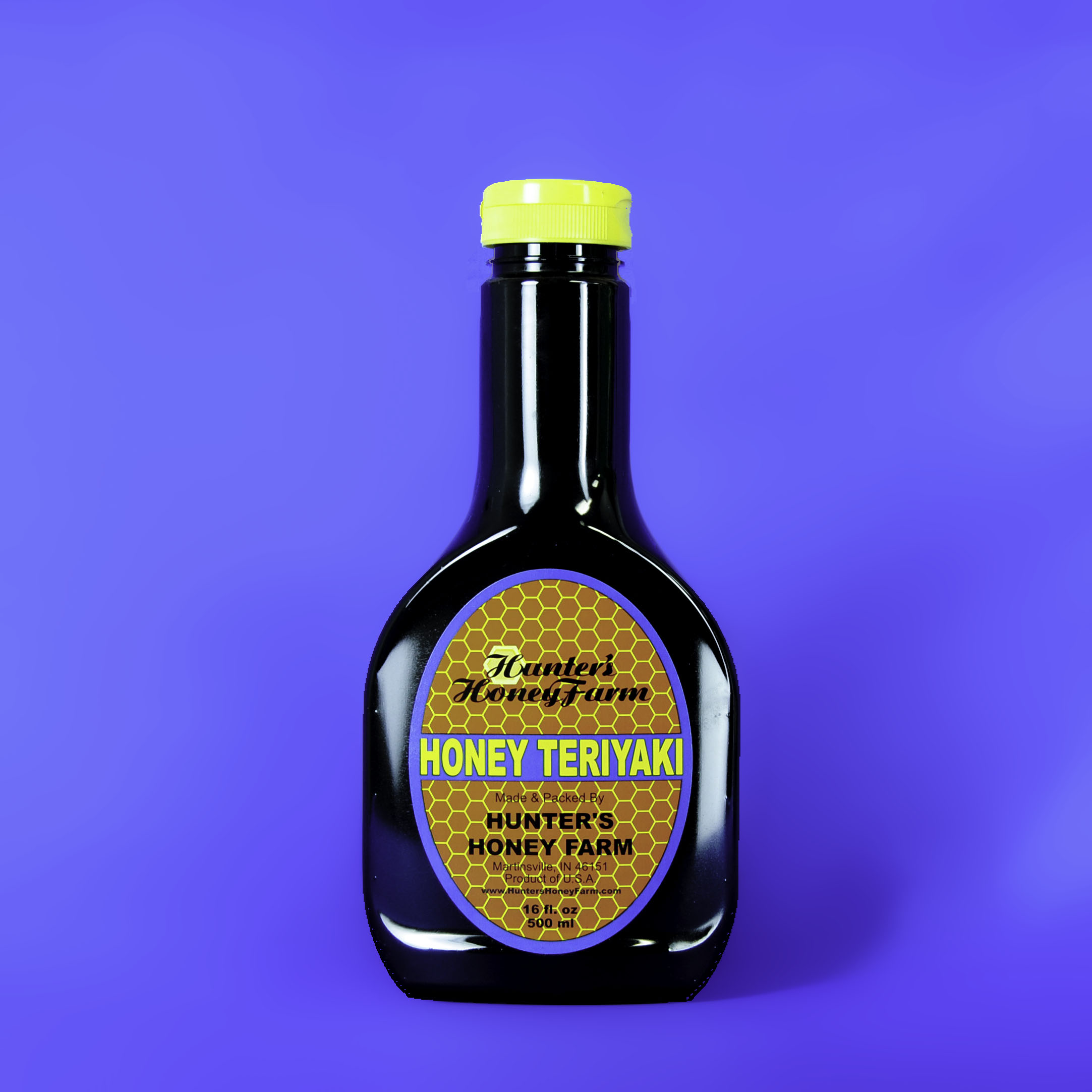 Honey Teriyaki Sauce