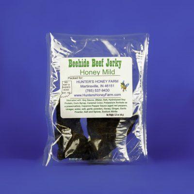 Honey Beef Jerky