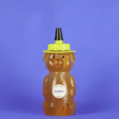 Clover Honey 12 oz Bear Bottle
