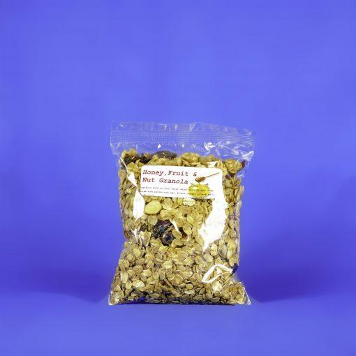 Honey, Fruit and Nut Granola