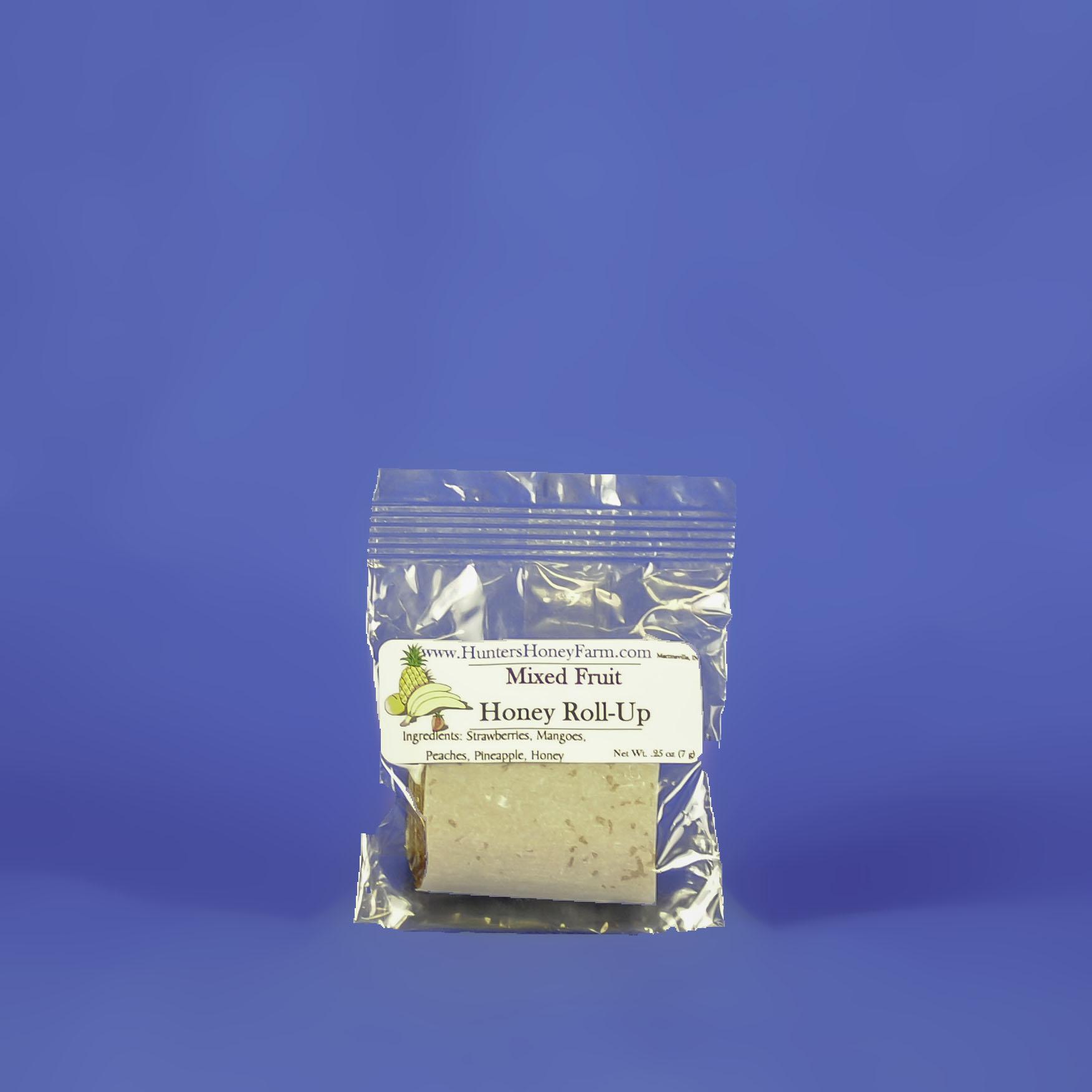 Honey Fruit Roll-Ups