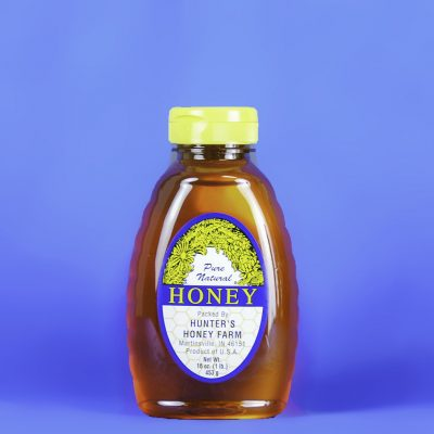 Wildflower Honey 1 lb Bottle