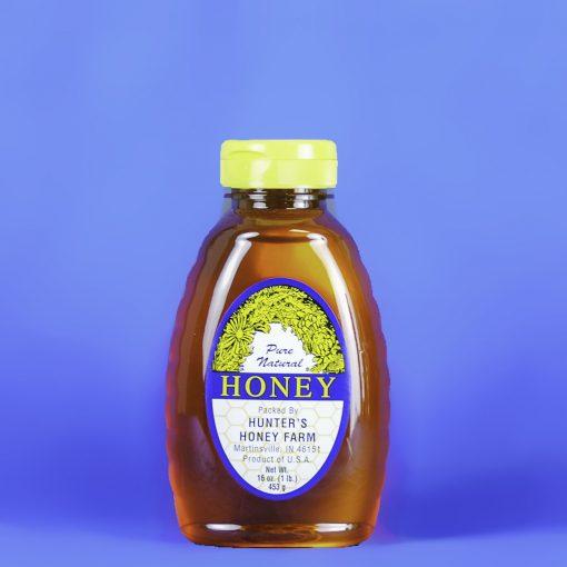 Wildflower Honey 1 lb Bottle