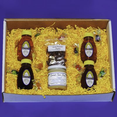 Honey Gift Box, Medium