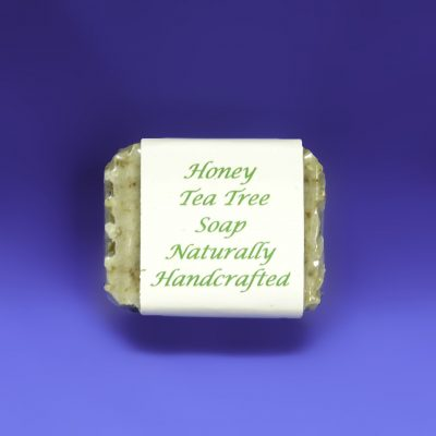 Handcrafted Honey Soap