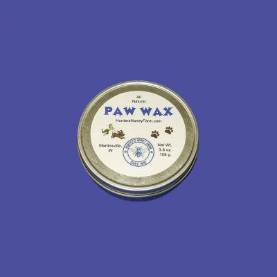 Hunter's Honey Farm All Natural Paw Wax