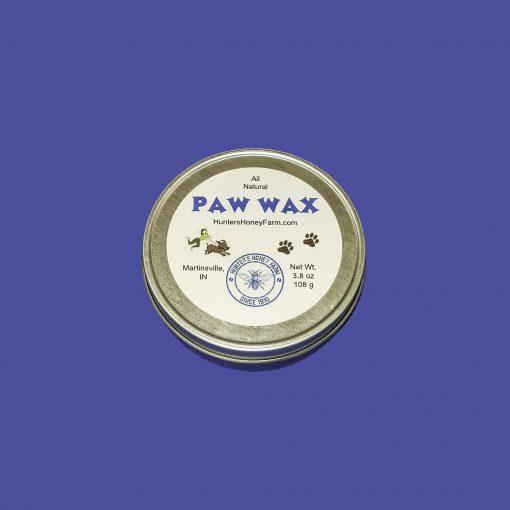Hunter's Honey Farm All Natural Paw Wax