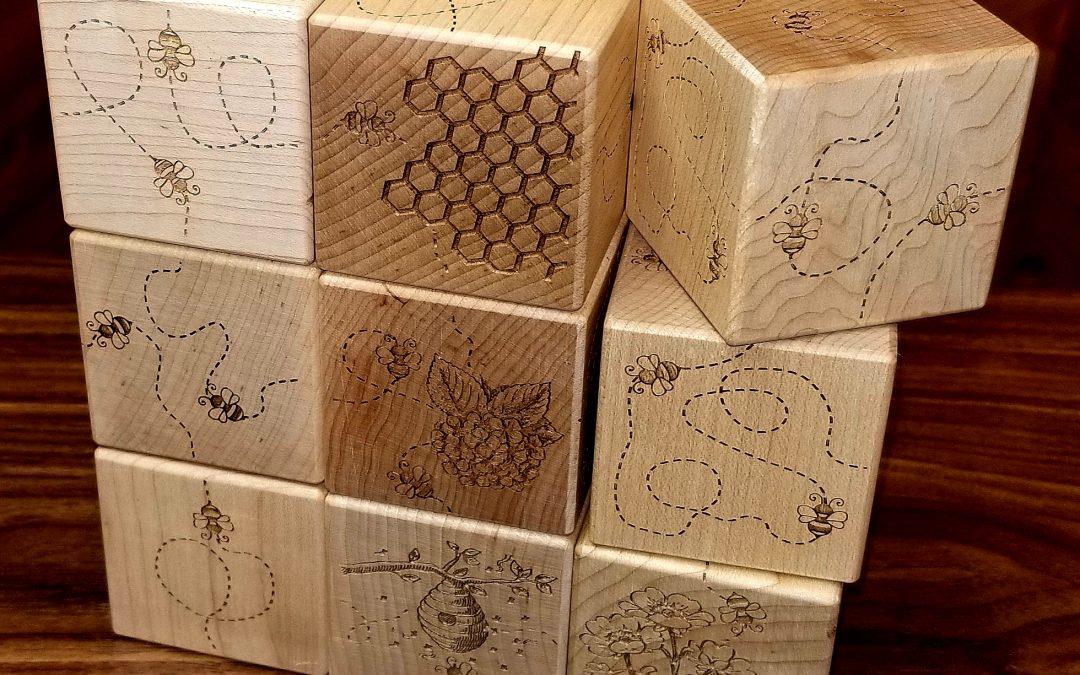 Busy Bee Blocks